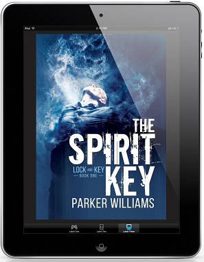 The Spirit Key by Parker Williams Blog Tour, Guest Post, Excerpt, Review & Giveaway!