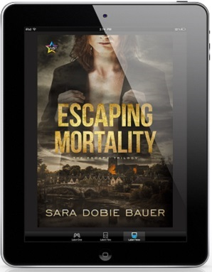 Escaping Mortality by Sara Dobie Bauer Release Blast, Excerpt & Giveaway!