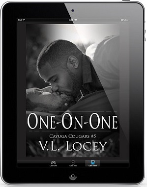 One-On-One by V.L. Locey Blog Tour & Giveaway!