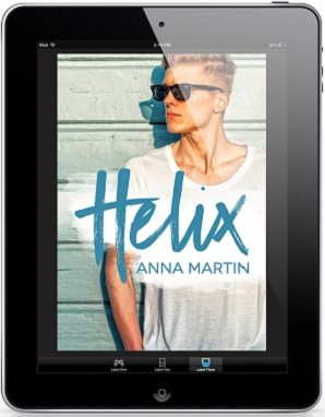 Helix by Anna Martin Release Blast, Excerpt & Giveaway!