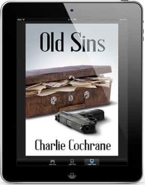 Old Sins by Charlie Cochrane Blog Tour, Guest Post, Excerpt & Giveaway!