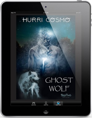 Ghost Wolf by Hurri Cosmo