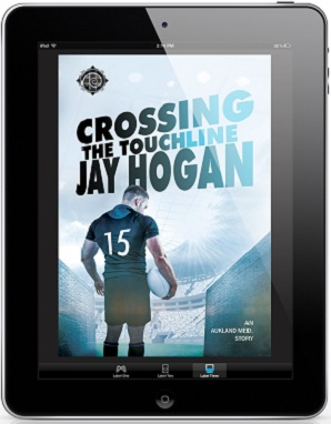 Crossing The Touchline by Jay Hogan Release Blast, Excerpt & Giveaway!