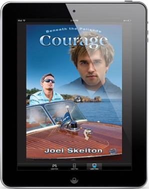 Beneath the Palisade: Courage by Joel Skelton *Retro Review*