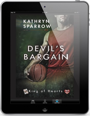 Devil's Bargain by Kathryn Sparrow Blog Tour, Guest Post, Excerpt & Giveaway!