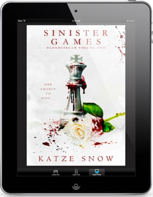 Sinister Games by Katze Snow