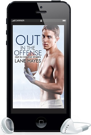 Out In the Offense by Lane Hayes Audio Blitz, Excerpt & Giveaway!