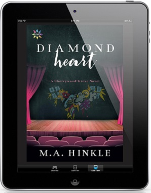 Diamond Heart by M.A. Hinkle Release Blast, Excerpt & Giveaway!