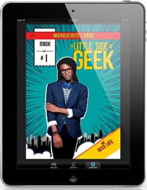 A Little Side of Geek by Marguerite Labbe