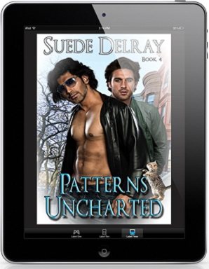 Patterns Uncharted by Suede Delray