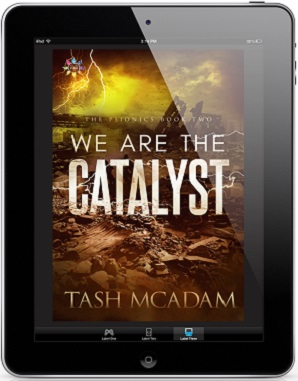 We Are The Catalyst by Tash McAdam Release Blast, Excerpt & Giveaway!