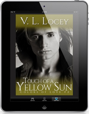 Touch of a Yellow Sun by V.L. Locey Release Blast & Giveaway!