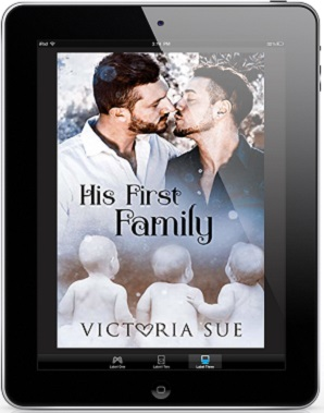 His First Family by Victoria Sue