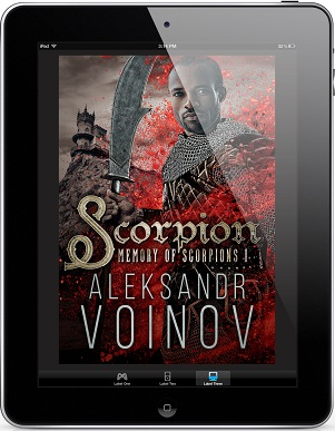 Scorpion by Aleksandr Voinov (3rd Edition)