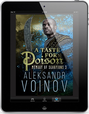 A Taste for Poison by Aleksandr Voinov (2nd Edition)