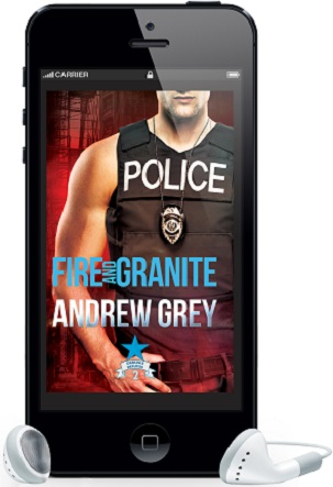 Fire and Granite by Andrew Grey ~ Audio Review
