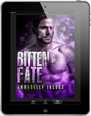 Bitten By Fate by Annabelle Jacobs