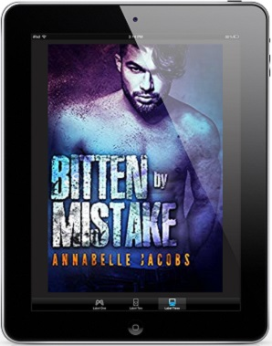 Bitten by Mistake by Annabelle Jacobs
