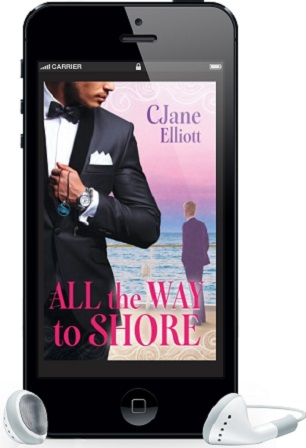 All the Way to Shore by CJane Elliot ~ Audio Review