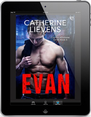 Evan by Catherine Lievens