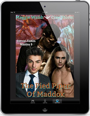 The Pied Piper of Maddox by Cree Storm & Maggie Walsh