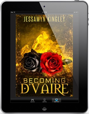 Becoming D'Vaire by Jessamyn Kingley