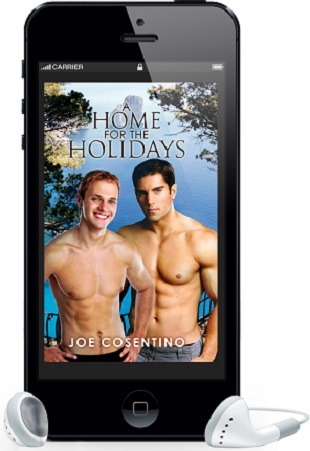 A Home for the Holidays by Joe Cosentino ~ Audio Review