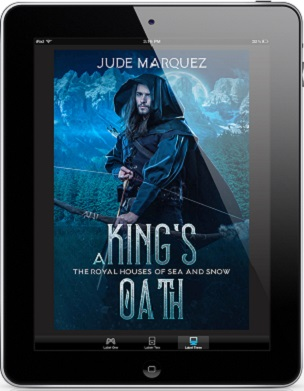 A King's Oath by Jude Marquez