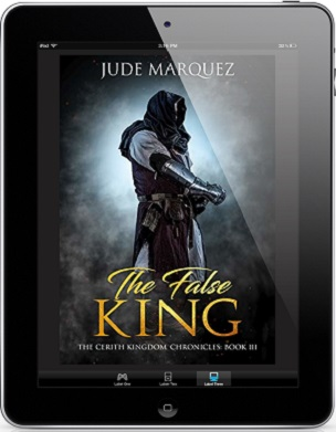 The False King by Jude Marquez
