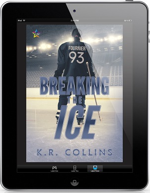 Breaking the Ice by K.R. Collins Release Blast, Excerpt & Giveaway!