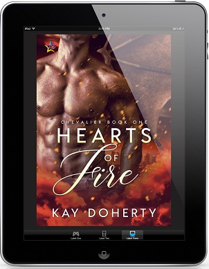 Hearts on Fire by Kay Doherty Blog Tour, Guest Post, Excerpt & Giveaway!