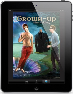 Grown Up by Kim Fielding *Retro Review*