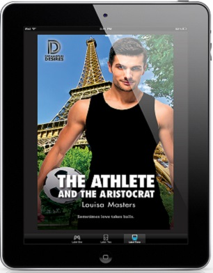 The Athlete and the Aristocrat by Louisa Masters