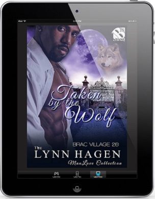 Taken by the Wolf by Lynn Hagen