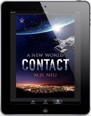 Contact by M.D. Neu Blog Tour, Top Ten List, Excerpt, Review & Giveaway!