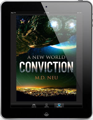 Conviction by M.D. Neu Release Blast, Excerpt & Giveaway!