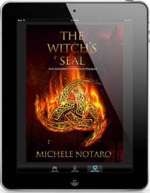 The Witch's Seal by Michele Notaro