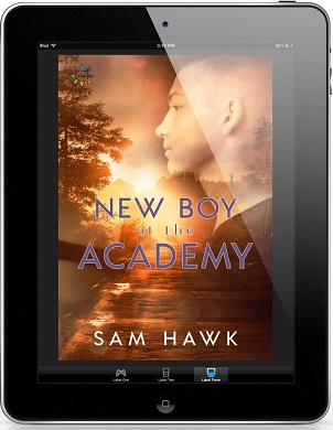New Boy at the Academy by Sam Hawk Release Blast, Excerpt & Giveaway!