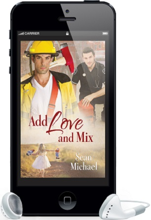 Add Love and Mix by Sean Michael ~ Audio Review
