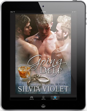 Going Deep by Silvia Violet *Retro Review*