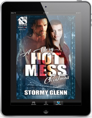 A Very Hot Mess Christmas by Stormy Glenn