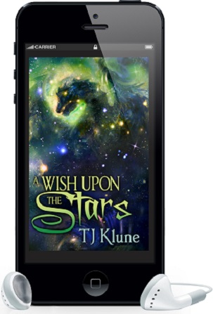 A Wish Upon the Stars by T.J. Klune ~ Audio Review