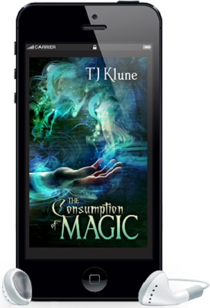 The Consumption of Magic by T.J. Klune ~ Audio Review