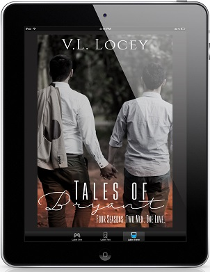 Tales of Bryant by V.L. Locey Blog Tour & Giveaway!