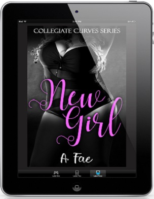 New Girl by A. Fae Release Blast, Excerpt & Giveaway!