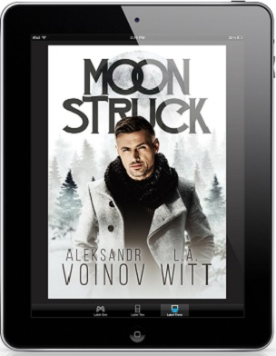 Moonstruck by Aleksandr Voinov & L.A. Witt Release Blast, Excerpt & Giveaway!