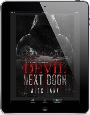 Devil Next Door by Alex Jane Blog Tour & Giveaway!