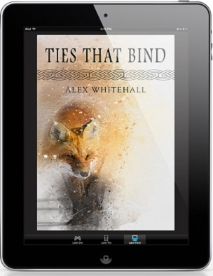 Ties That Bind by Alex Whitehall Blog Tour, Exclusive Excerpt & Giveaway!