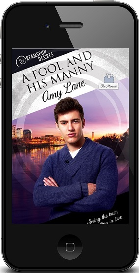 A Fool and His Manny by Amy Lane ~ Audio Review