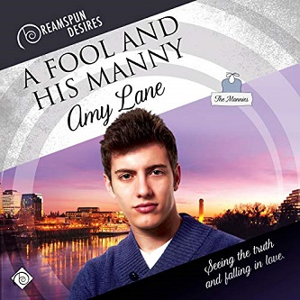 Amy Lane - A Fool and His Manny Audio Cover 2938yg